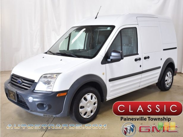 2012 Ford Transit Connect XL Van 2.0 Liter DOHC 16-Valve Duratec 4 Cylinder 4 Speed Automatic