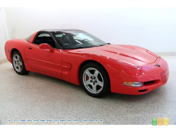 1998 Chevrolet Corvette Coupe 5.7 Liter OHV 16-Valve LS1 V8 4 Speed Automatic