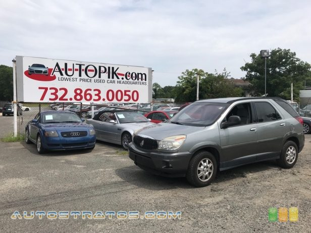 2004 Buick Rendezvous CX AWD 3.4 Liter OHV 12-Valve V6 4 Speed Automatic