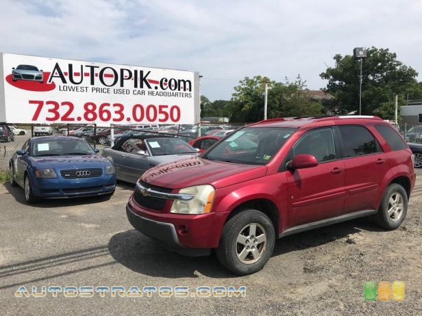2006 Chevrolet Equinox LT AWD 3.4 Liter OHV 12 Valve V6 5 Speed Automatic