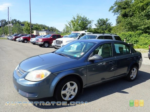 2007 Chevrolet Cobalt LS Sedan 2.2L DOHC 16V Ecotec 4 Cylinder 4 Speed Automatic