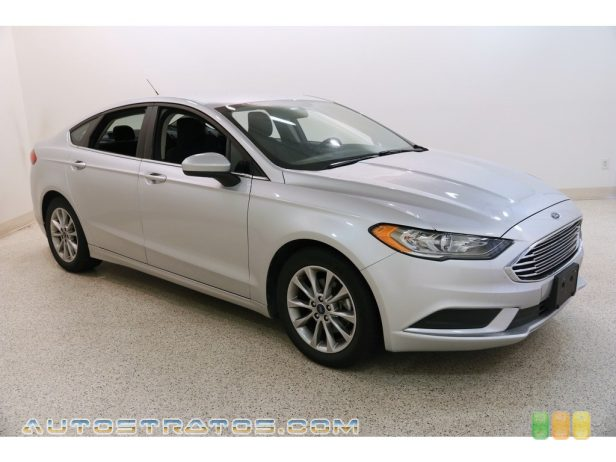 2017 Ford Fusion SE 2.5 Liter DOHC 16-Valve i-VCT 4 Cylinder 6 Speed Automatic