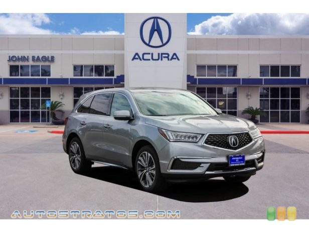 2020 Acura MDX Technology 3.5 Liter SOHC 24-Valve i-VTEC V6 9 Speed Automatic