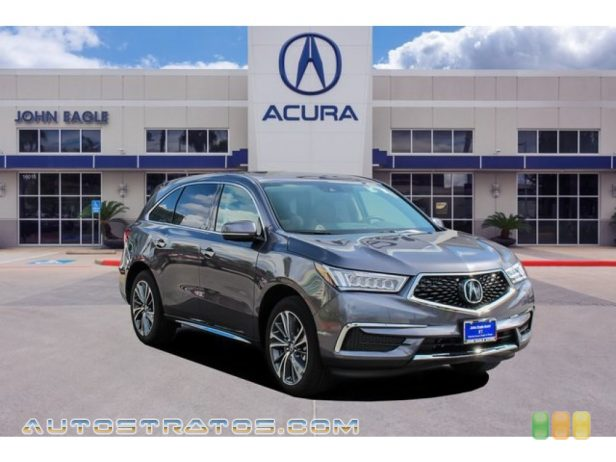 2020 Acura MDX Technology 3.5 Liter DOHC 24-Valve i-VTEC V6 9 Speed Automatic