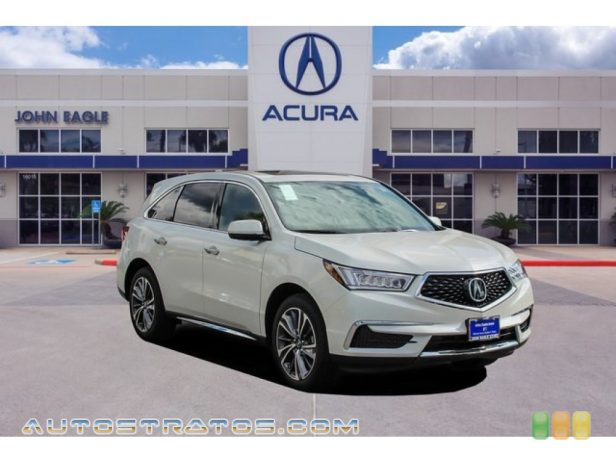 2020 Acura MDX Technology 3.5 Liter DOHC 24-Valve i-VTEC V6 9 Speed Automatic