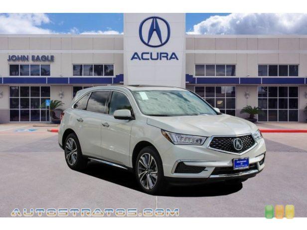 2020 Acura MDX Technology 3.5 Liter SOHC 24-Valve i-VTEC V6 9 Speed Automatic