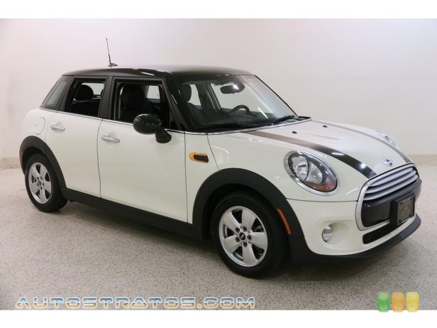 2015 Mini Cooper Hardtop 4 Door 1.5 Liter TwinPower Turbocharged DOHC 12-Valve VVT 3 Cylinder 6 Speed Automatic