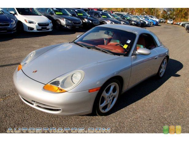 1999 Porsche 911 Carrera Cabriolet 3.4 Liter DOHC 24V VarioCam Flat 6 Cylinder 5 Speed Tiptronic-S Automatic