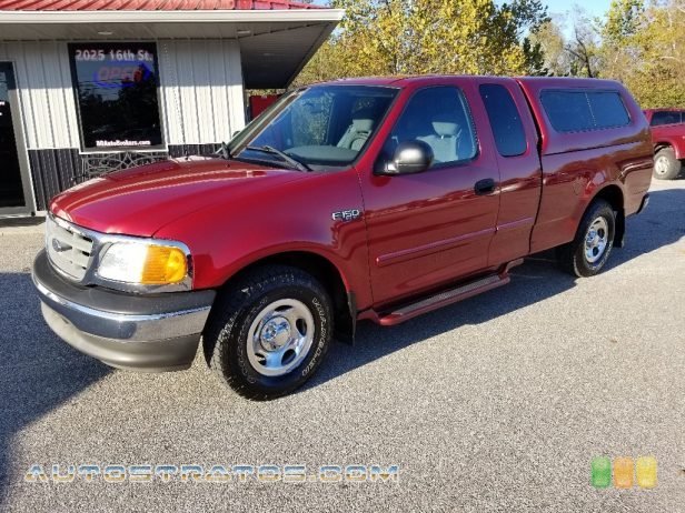 2004 Ford F150 XLT Heritage SuperCab 4.2 Liter OHV 12V Essex V6 5 Speed Manual
