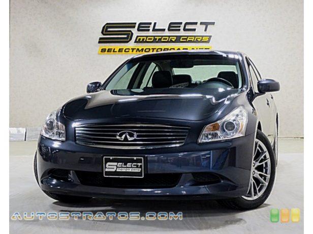 2007 Infiniti G 35 S Sport Sedan 3.5 Liter DOHC 24-Valve VVT V6 6 Speed Manual