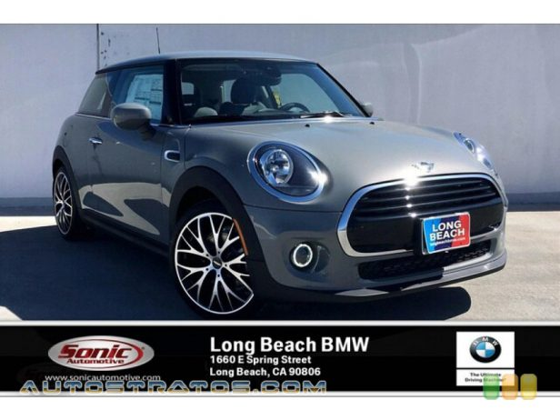 2020 Mini Hardtop Cooper 2 Door 1.5 Liter TwinPower Turbocharged DOHC 12-Valve VVT 3 Cylinder 7 Speed Automatic