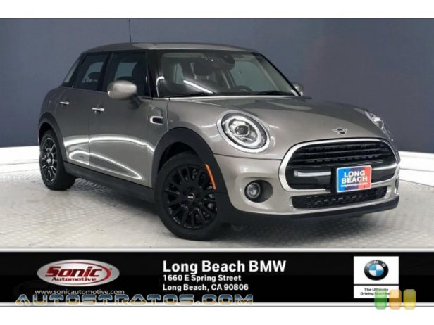 2020 Mini Hardtop Cooper 4 Door 1.5 Liter TwinPower Turbocharged DOHC 12-Valve VVT 3 Cylinder 7 Speed Automatic