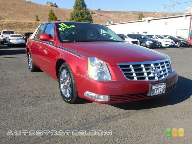 2011 Cadillac DTS Luxury 4.6 Liter DOHC 32-Valve Northstar V8 4 Speed Automatic