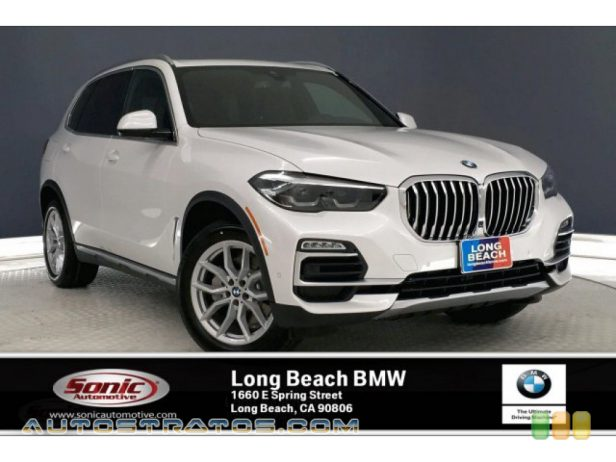 2020 BMW X5 sDrive40i 3.0 Liter M TwinPower Turbocharged DOHC 24-Valve Inline 6 Cylind 8 Speed Sport Automatic