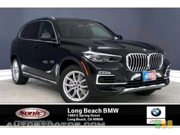2020 BMW X5 xDrive40i 3.0 Liter M TwinPower Turbocharged DOHC 24-Valve Inline 6 Cylind 8 Speed Sport Automatic