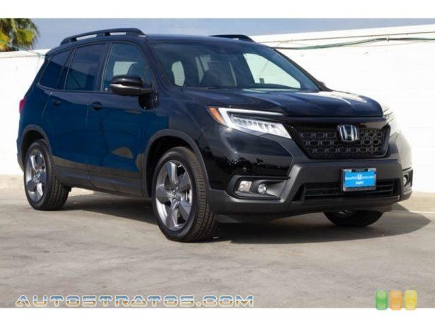 2020 Honda Passport Touring 3.5 Liter SOHC 24-Valve i-VTEC V6 9 Speed Automatic