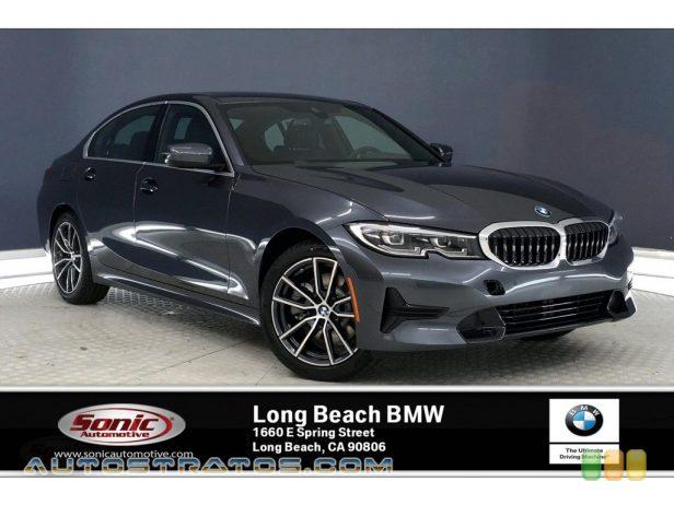 2020 BMW 3 Series 330i Sedan 2.0 Liter DI TwinPower Turbocharged DOHC 16-Valve VVT 4 Cylinder 8 Speed Sport Automatic
