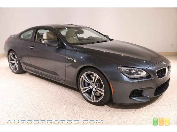 2013 BMW M6 Coupe 4.4 Liter DI M TwinPower Turbocharged DOHC 32-Valve VVT V8 7 Speed M DCT Double Clutch Automatic