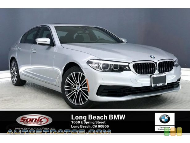 2020 BMW 5 Series 530e Sedan 2.0 Liter e DI TwinPower Turbocharged DOHC 16-Valve VVT 4 Cylind 8 Speed Sport Automatic