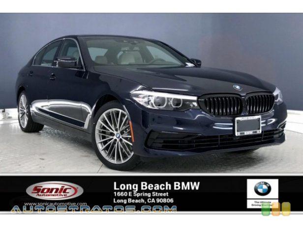 2020 BMW 5 Series 530i Sedan 2.0 Liter DI TwinPower Turbocharged DOHC 16-Valve VVT 4 Cylinder 8 Speed Sport Automatic