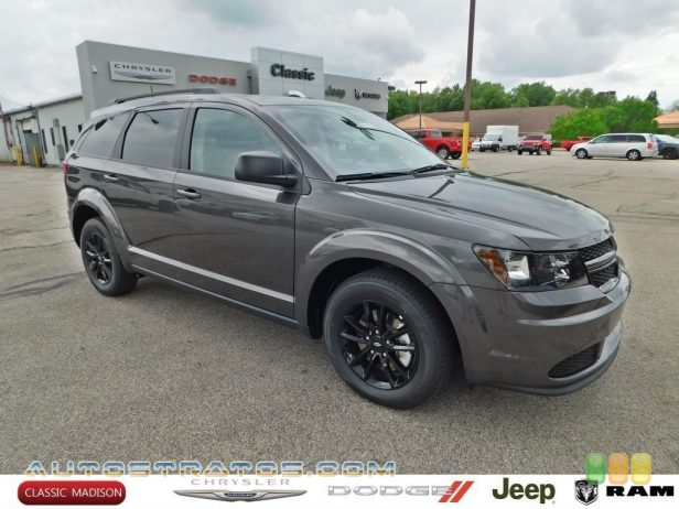 2020 Dodge Journey SE Value 2.4 Liter DOHC 16-Valve VVT 4 Cylinder 4 Speed Automatic