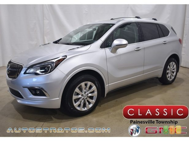 2017 Buick Envision Essence AWD 2.5 Liter DOHC 16-Valve VVT 4 Cylinder 6 Speed Automatic