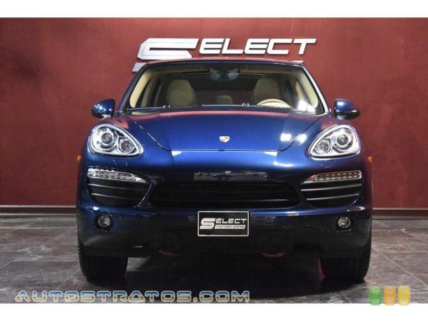 2014 Porsche Cayenne S 4.8 Liter DFI DOHC 32-Valve VVT V8 8 Speed Tiptronic S Automatic