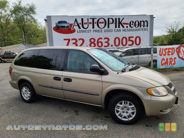 2004 Dodge Grand Caravan SE 3.3 Liter OHV 12-Valve V6 4 Speed Automatic