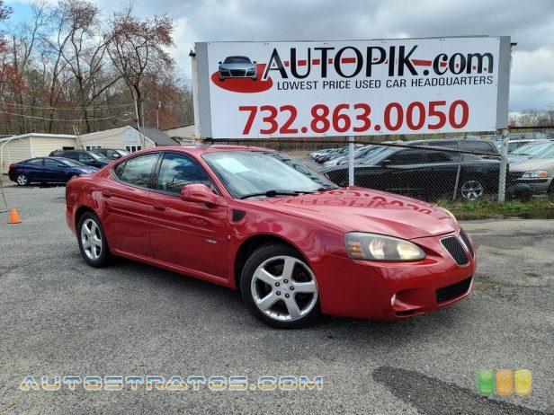 2007 Pontiac Grand Prix GXP Sedan 5.3 Liter OHV 16-Valve V8 4 Speed Automatic