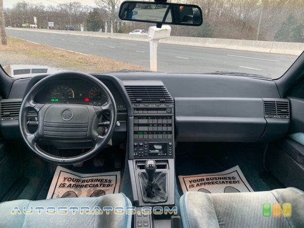 1991 Alfa Romeo 164 Sedan 3.0 Liter OHV 12-Valve V6 5 Speed Manual