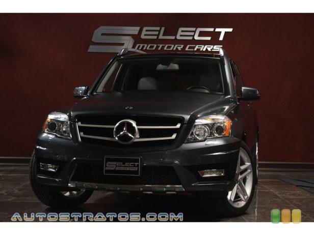 2011 Mercedes-Benz GLK 350 4Matic 3.5 Liter DOHC 24-Valve VVT V6 7 Speed Automatic