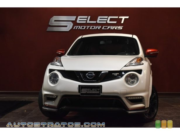 2016 Nissan Juke NISMO RS 1.6 Liter DIG Turbocharged DOHC 16-Valve CVTCS 4 Cylinder Xtronic CVT Automatic