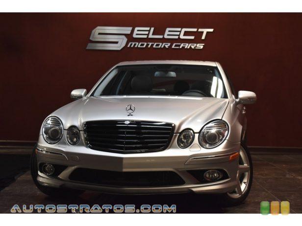 2009 Mercedes-Benz E 350 Sedan 3.5 Liter DOHC 24-Valve VVT V6 7 Speed Automatic