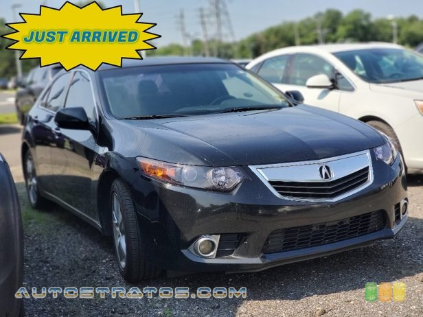 2013 Acura TSX Technology 2.4 Liter DOHC 16-Valve i-VTEC 4 Cylinder 5 Speed Sequential SportShift Automatic