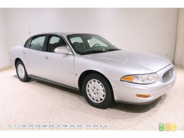 2001 Buick LeSabre Limited 3.8 Liter OHV 12-Valve V6 4 Speed Automatic