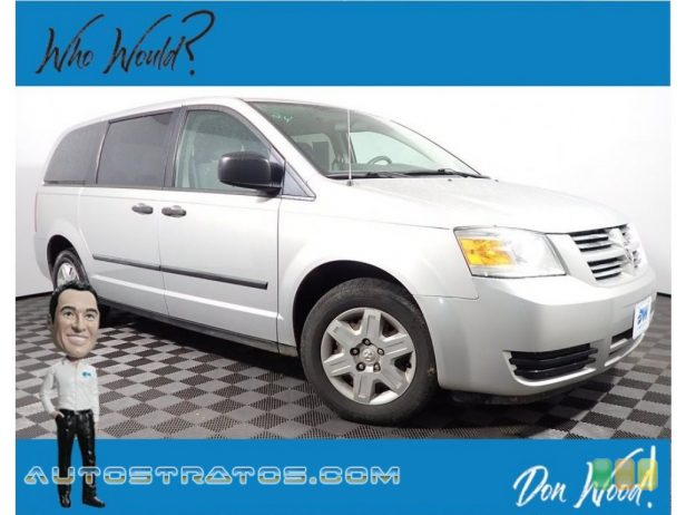 2008 Dodge Grand Caravan SE 3.3 Liter Flex Fuel OHV 12V V6 4 Speed Automatic