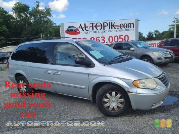 2006 Chrysler Town & Country Touring 3.8L OHV 12V V6 4 Speed Automatic