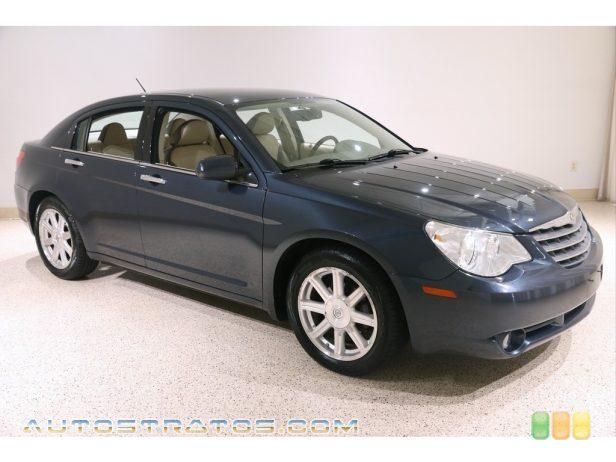 2008 Chrysler Sebring Limited Sedan 3.5 Liter SOHC 24-Valve V6 6 Speed AutoStick Automatic