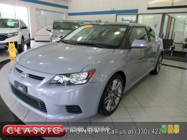 2011 Scion tC  2.5 Liter DOHC 16-Valve Dual VVT-i 4 Cylinder 6 Speed Sequential Automatic