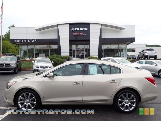 2014 Buick LaCrosse Leather 3.6 Liter SIDI DOHC 24-Valve VVT V6 6 Speed Automatic