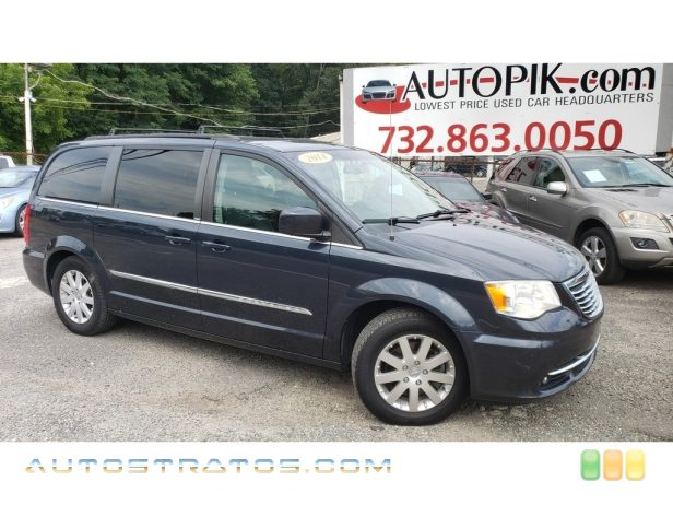 2014 Chrysler Town & Country Touring 3.6 Liter DOHC 24-Valve VVT V6 6 Speed Automatic