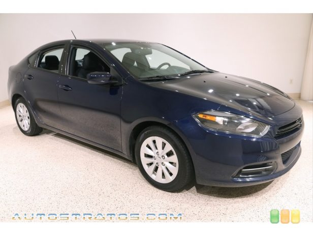2014 Dodge Dart SXT 2.4 Liter SOHC 16-Valve MultiAir Tigershark 4 Cylinder 6 Speed Powertech Automatic