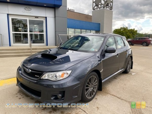 2013 Subaru Impreza WRX Limited 5 Door 2.5 Liter Turbocharged DOHC 16-Valve AVCS Flat 4 Cylinder 5 Speed Manual