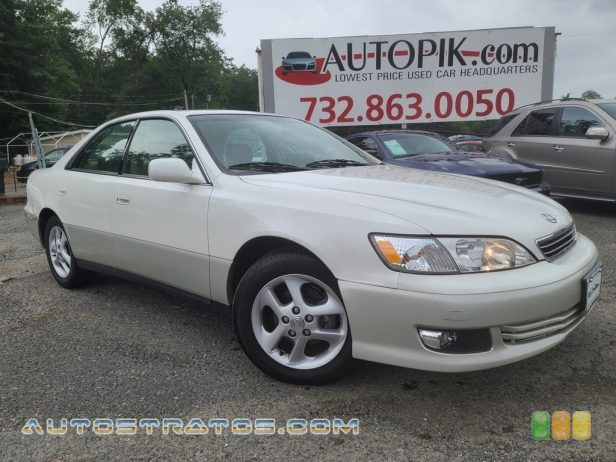 2000 Lexus ES 300 Sedan 3.0 Liter DOHC 24-Valve V6 4 Speed Automatic
