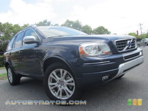 2013 Volvo XC90 3.2 AWD 3.2 Liter DOHC 24-Valve VVT Inline 6 Cylinder 6 Speed Geartronic Automatic