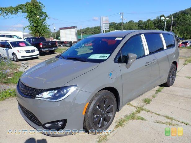 2020 Chrysler Pacifica Hybrid Touring 3.6 Liter DOHC 24-Valve VVT V6 Gasoline/Electric Hybrid EFlite EVT Automatic