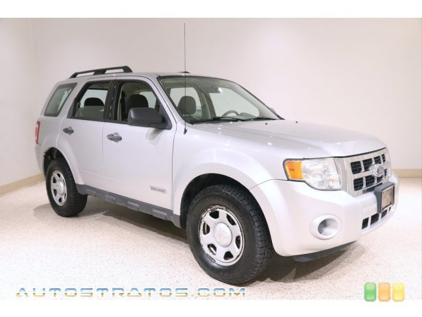 2008 Ford Escape XLS 2.3 Liter DOHC 16-Valve Duratec 4 Cylinder 4 Speed Automatic