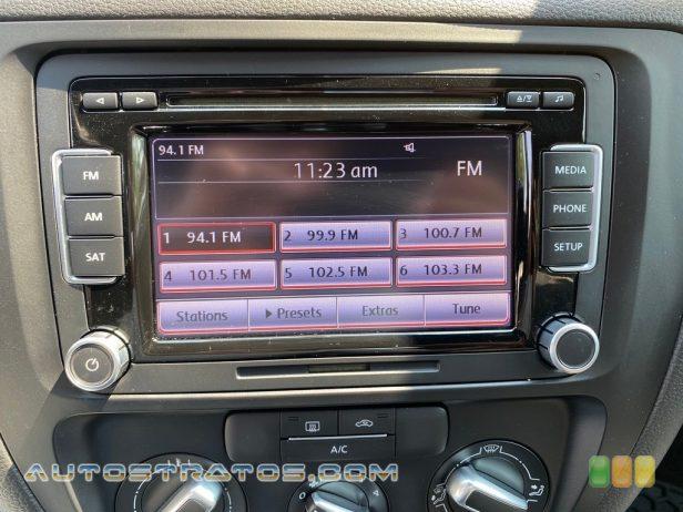 2014 Volkswagen Jetta GLI Autobahn 2.0 Liter FSI Turbocharged DOHC 16-Valve VVT 4 Cylinder 6 Speed DSG Dual-Clutch Automatic