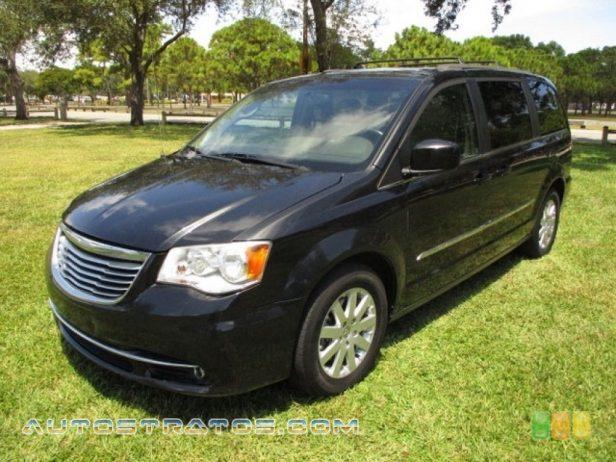 2014 Chrysler Town & Country Touring 3.6 Liter DOHC 24-Valve VVT V6 6 Speed Automatic
