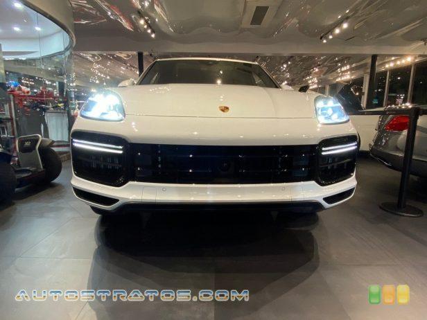 2019 Porsche Cayenne Turbo 4.0 Liter DFI Twin-Turbocharged DOHC 32-Valve VarioCam Plus V8 8 Speed Tiptronic S Automatic